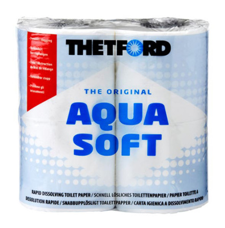 Aqua Soft 12x4-pack (Bal)