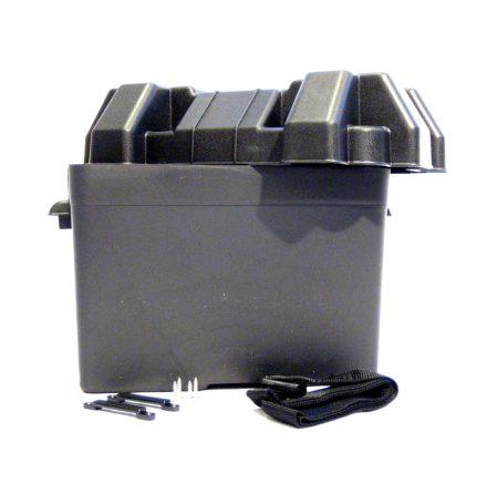 Batteribox inkl band