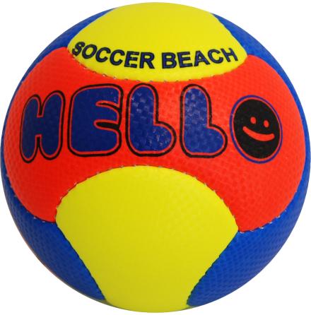 Strandfotboll 13 cm
