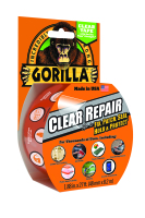 Gorilla Tape Clear Repair