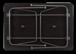Wf Avantgard bord Elegance 120x75
