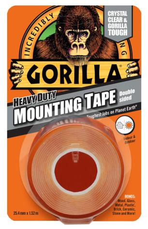 Gorilla Mounting Tape 1,5 m
