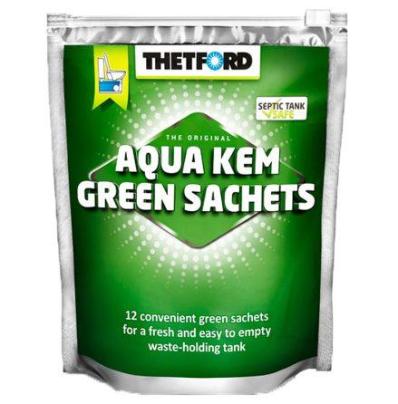 Aqua Kem Green Sachets 12x1 (Låda)