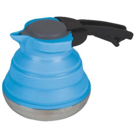 Vattenkokare Silikon Vikbar 1,1 liter