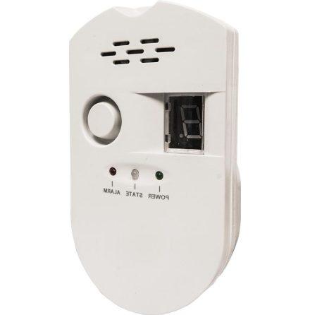 Gasdetektor 230V