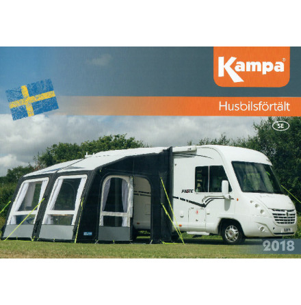 2018 Kampa Husbil Katalog