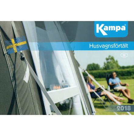 2018 Kampa Husvagn Katalog