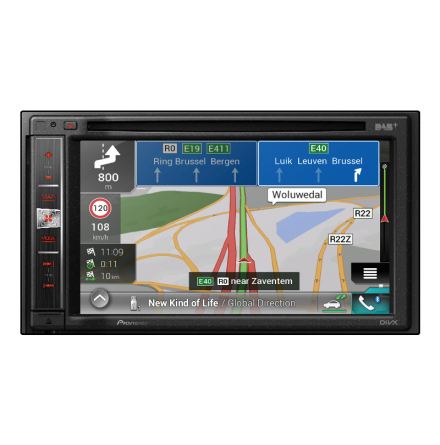 Pioneer AVIC F980 DAB+ Navigation