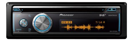 Pioneer DEH-X8700 DAB+