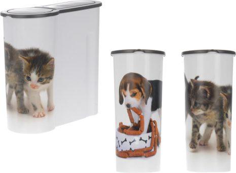 Matbunke Hund & Katt