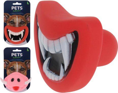 Tuggleksak hund. Drakula/Gris