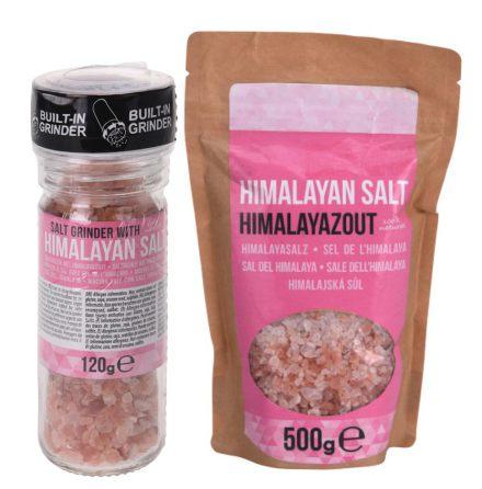 Rosa Himala salt
