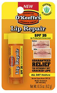 O Keeffes Lip Repair SPF Läppbalsam 4,2g