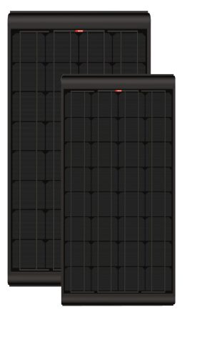 Solcell BlackSolar MPPT