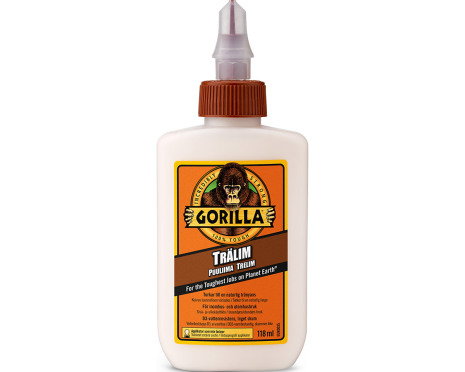 Gorilla Trälim 118 ml