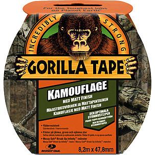 Gorilla Tape Camo 8,2m x 48mm