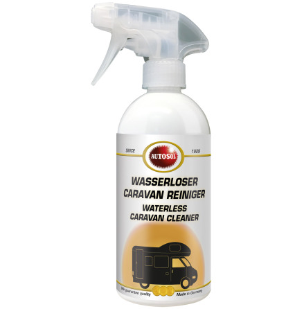 Autosol Caravan Cleaner Waterless 500ml